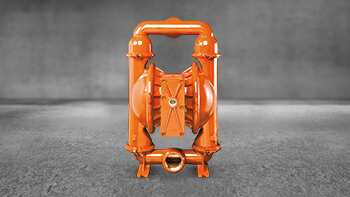 Wilden air operated diaphragm pump