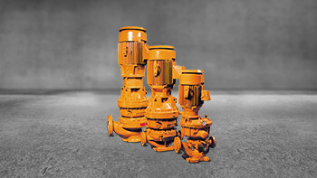 Sundyne process pumps